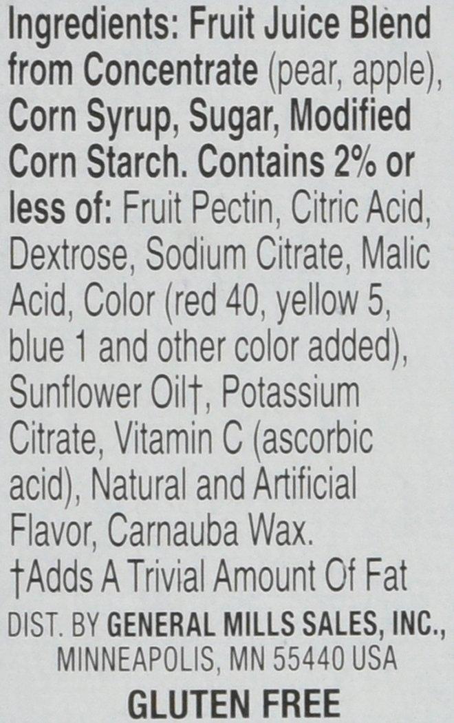 Betty Crocker Shark Bites Fruit Flavored Snacks - 8 oz box (2 Pack) by Betty Crocker (Image #4)