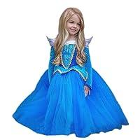 Eyekepper Dormir Belleza Traje de Aurora cumpleaños Fiesta Vestir