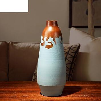 Tung Chi Vase STORE Einfache Moderne Hauptdekoration Ideen  Keramik Ornamente Stilvolle Wohnzimmer TV Schrank Wein
