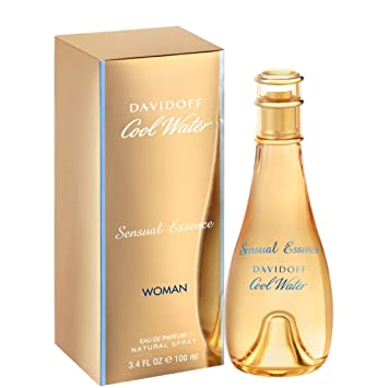 Amazoncom Davidoff Cool Water Sensual Essence Eau De Parfum Spray
