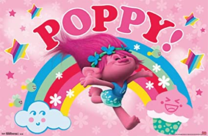 Image result for picture of poppy from trolls