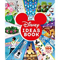 Deals on Disney Ideas Book: More Than 100 Disney Crafts and Games Hardcover