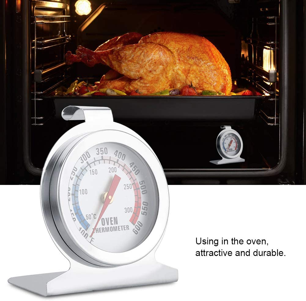 for Oven Grill 50-300  Oven Thermometer Easy-to-Read Dial ...