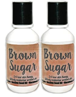 product image for The Lotion Company 24 Hour Skin Therapy Lotion, Brown Sugar, 2 Count
