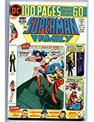 Superman Family #165 1974-DC Comics-Giant issue-Supergirl-VF NM