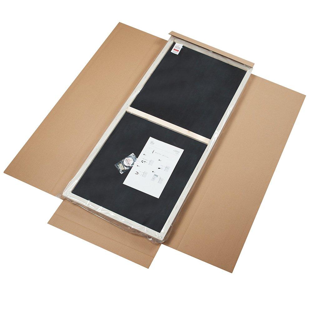 6.5cm 78 Blanco 116 Amortiguador ac/ústicoBrushed Pro L