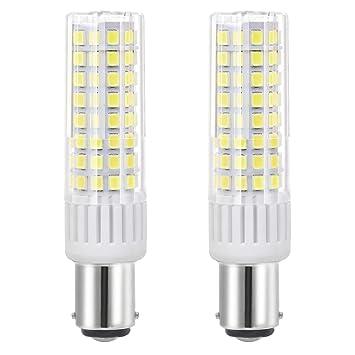 1819 G4 Filament Bombilla LED 2W Bajo Consumo Lámpara blanca cálida 3000K AC 220-240V