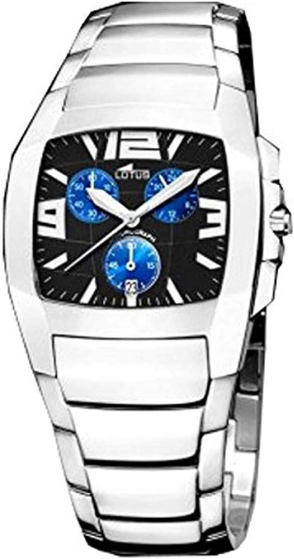 Reloj Lotus Shiny caballero crono 15313/D