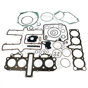Motor resistente al Juego Yamaha XJ 650 Turbo 82 - 84 T Athena Gasket Set Junta: Amazon.es: Coche y moto
