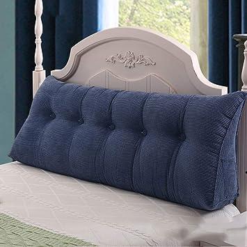 Amazonde Komfort Bett Keil Kissen Sofa Bett Büro Sitzkissen Rest