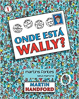 Onde está Wally? Mini 1: Martin Handford: 9788580633276: Amazon.com: Books