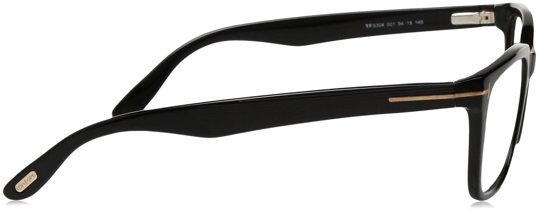 TOM Ford Eyeglasses Tf 5304 001 Shiny Black Tf5304-001-54mm by Tom Ford (Image #3)