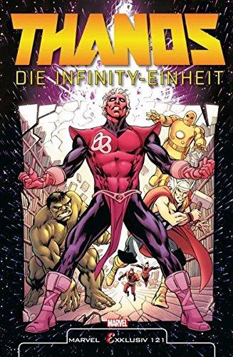 Thanos: Die Infinity Einheit Taschenbuch – 17. Oktober 2016 Jim Starlin Alan Davis Panini 3957988616
