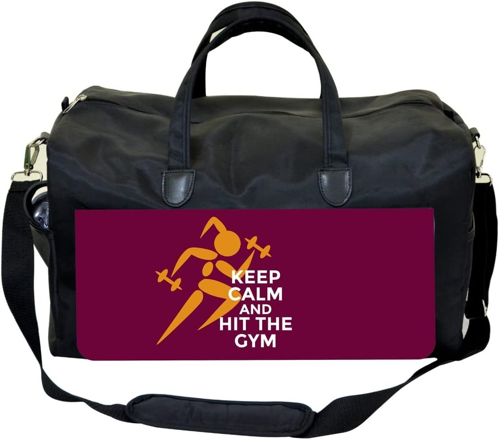 Keep Calm and Wiggle Your Big Toe-Blue Jacks Outlet Physical Therapist Bag
