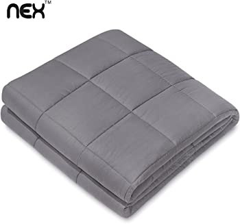 NEX 40'' x 60'' Weighted Blanket