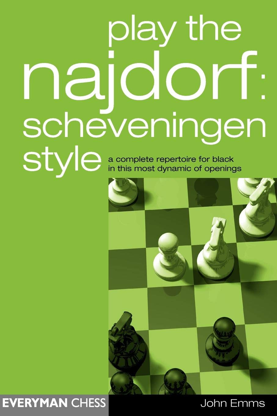 Read Online Play the Najdorf: Scheveningen Style--A Complete Repertoire for Black in this Most Dynamic of Openings PDF