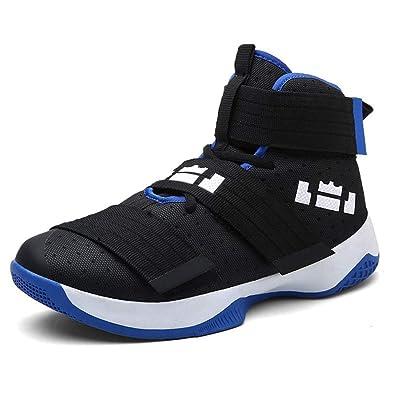 Amazon.com | 2019 New Men Basketball Shoes Men Sneakers ...