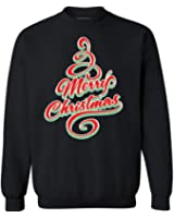Awkwardstyles Ugly Christmas Sweater Merry Christmas Tree Xmas Sweatshirt