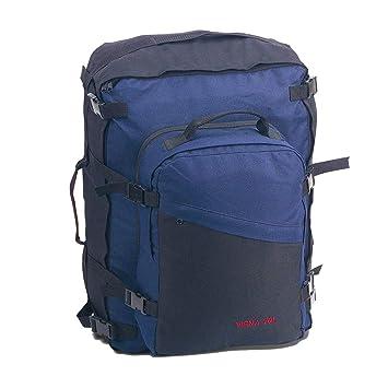 Hosa - Mochila de viaje VIENA 70 litros - Mochila impermeable para ruta o viaje con mochila daypack independiente.: Amazon.es: Deportes y aire libre
