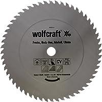 Wolfcraft 6606000 6606000-1 Hoja de Sierra Circular CV