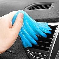 Keyboard Cleaner Gel - Cleaning Putty - Dust Car Cleaning Slime Goop - Universal Car Detailing Mud - Magic Cleaning Gel