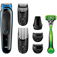 Braun Multi Grooming Kit MGK3040 – 7-in-one face and body trimmer