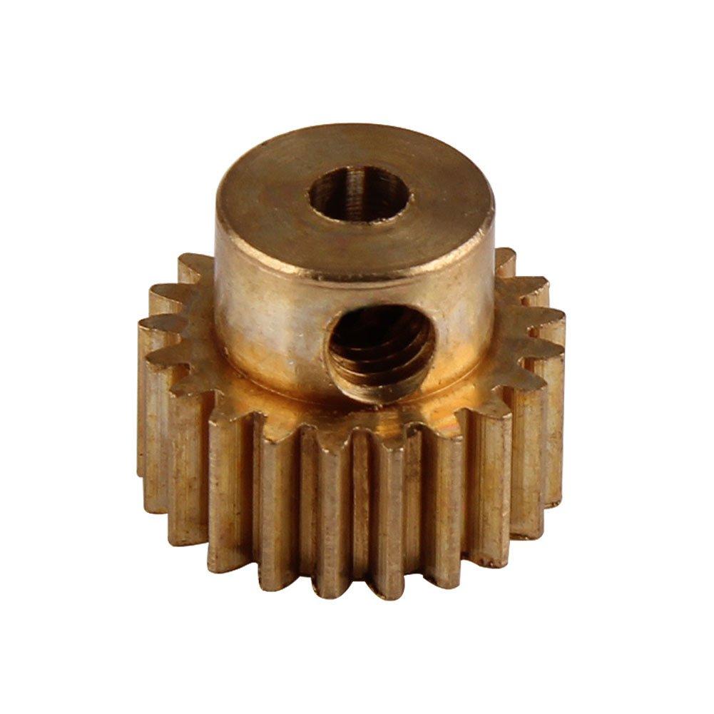 vanpower Brass Pinion Motor Gear (21T.6 module) Part 11151 for HSP Redcat Racing