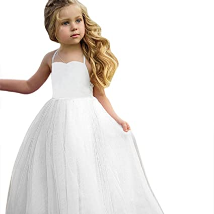 Amazon Toddler Girls Dresses Kstare Kids Baby Girls Bridesmaid