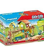 Playmobil City Life 70281 Avontuurlijke Speeltuin