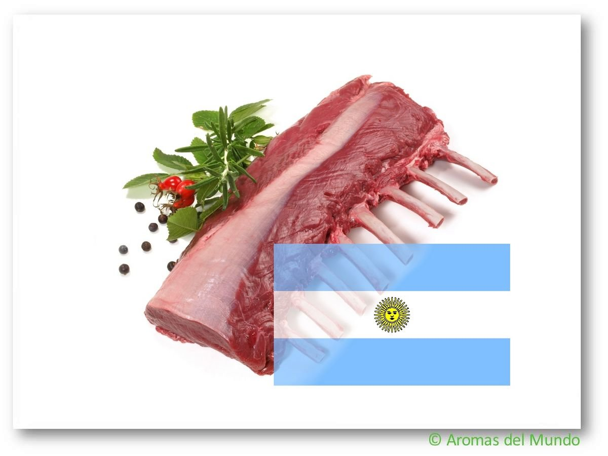 Aroma natural El Gaucho barbacoa, mezcla de Argentina 300 g ...
