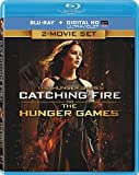 The Hunger Games / Catching Fire - Double Feature, (Blu-ray + Digital Copy + UltraViolet)