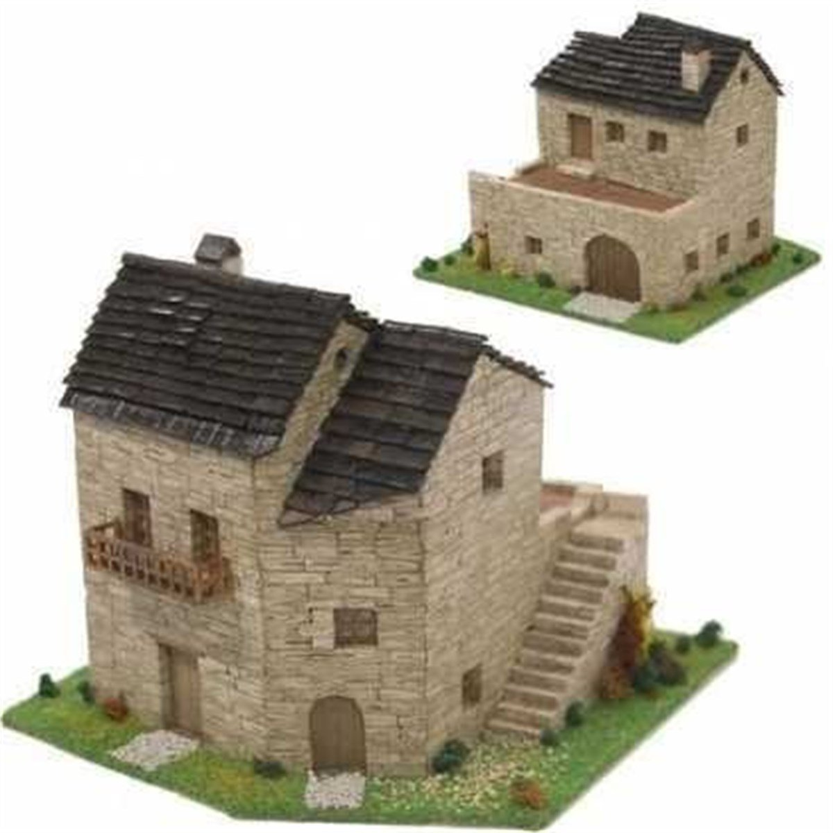 CUIT 3.512 Landhaus Design 2 Ho-Waage, Mehrfarbig