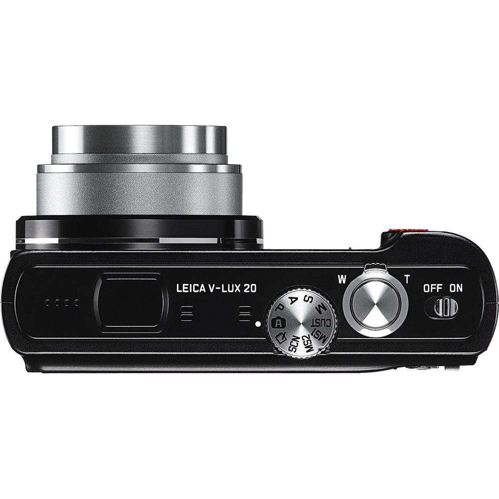 Amazon.com : Leica V-LUX 20 12.1 MP Digital Camera with 12x Wide Angle  Optical Zoom and 3.0-Inch LCD : Point And Shoot Digital Cameras : Camera &  Photo