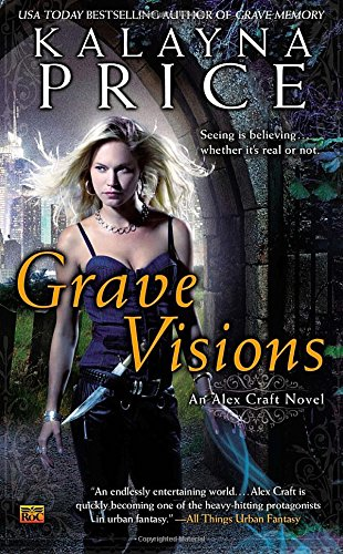 book cover of Grave Visions
