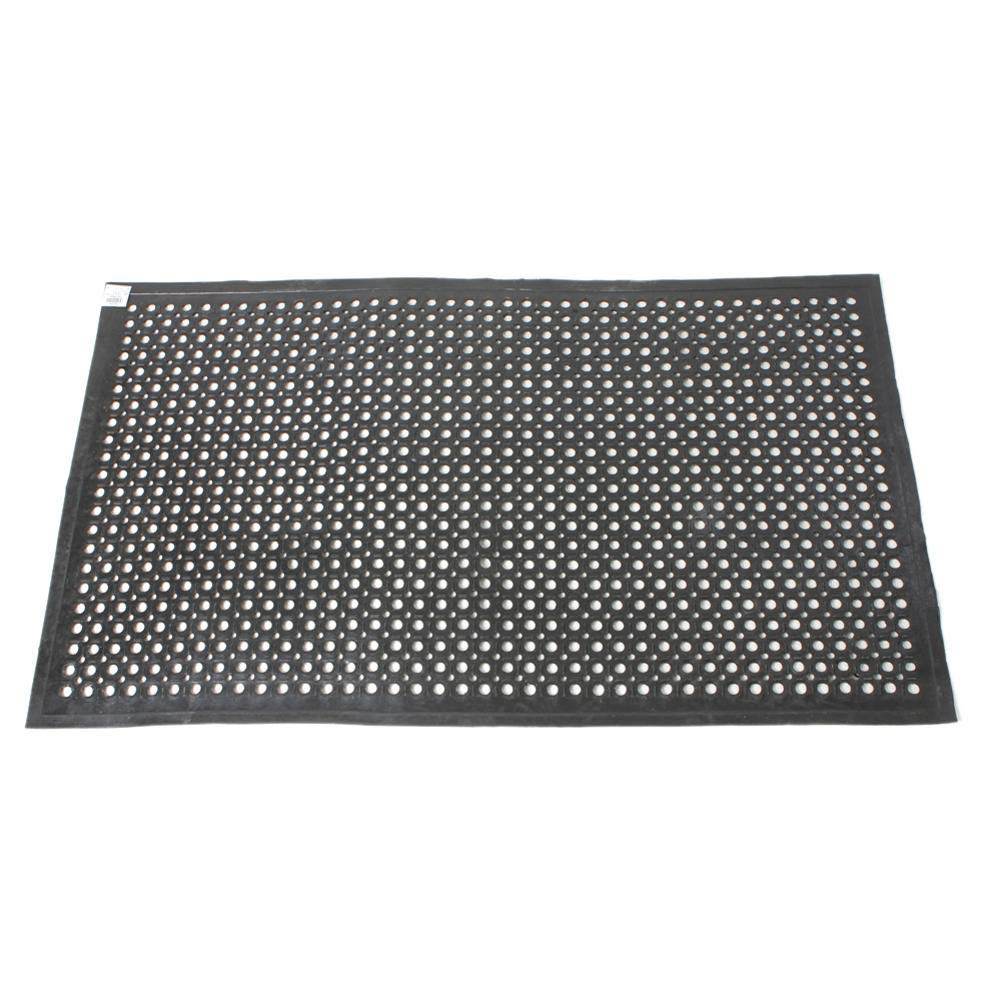 berbeu Bar Kitchen Industry Multi-Functional Anti-Fatigue Drainage Rubber Easy to Clean and Durable Non-Slip hex pad by berbeu