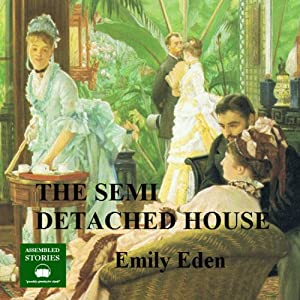 The Semi-Detached House Audiobook