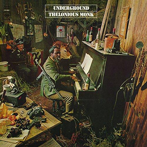 Vinilo : Thelonious Monk - Underground (180 Gram Vinyl)