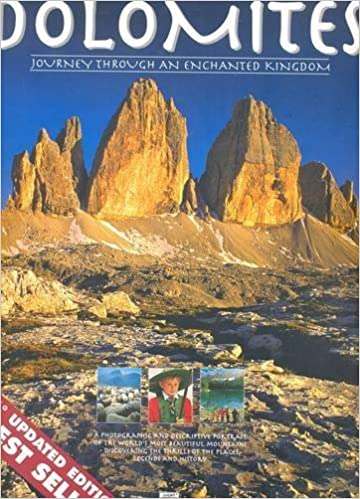 Book Dolomites: Journey Through an Enchanted Kingdom by Cristina Todeschini (2000-10-30)