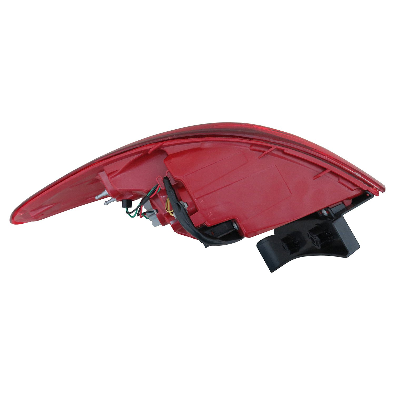 TYC 11-6940-00-1 Replacement Tail Lamp Hyundai Santa Fe Xl