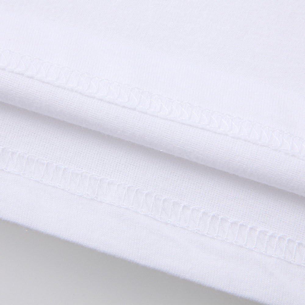 ZODOF algod/ón Camiseta Muscle Ocasional de los Hombres Hermoso O-Cuello Color s/ólido Slim Fit Raglan Sleeve Daily Shirts Blusa Top de Manga Corta de Tops