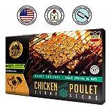 Cheap Golden Nest Chicken Jerky, Gluten Free, Healthy Homemade Style BBQ Meat From Gourmet USA Chicken, Award Winning Premium Jerky, 6 Ounces (Honey Teriyaki)