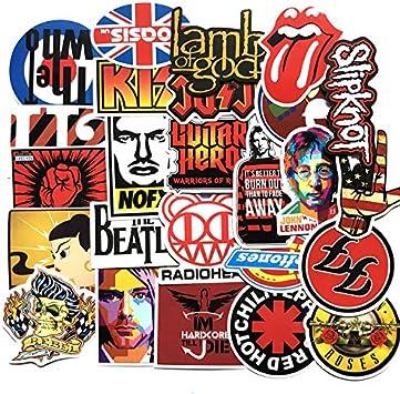 """The Warriors Band Rock music Vinyl Decal Car Sticker Window bumper Laptop 7/"""""""