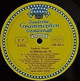 Chopin: Etudes Op.10 und Op.25