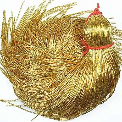 16 inches Fine French Wire Rose Gold Bullion Wire Rose Gold French Wire French Wire Bullion Rose Gold Color 43725 Fine