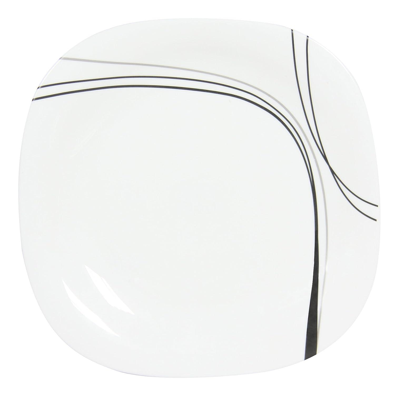 Amazon Fr Assiettes Plates # Rangements Assietes Modernes