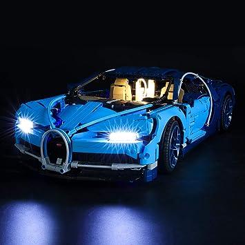 Compatibile LEGO Bugatti Chiron Compatibile 42083
