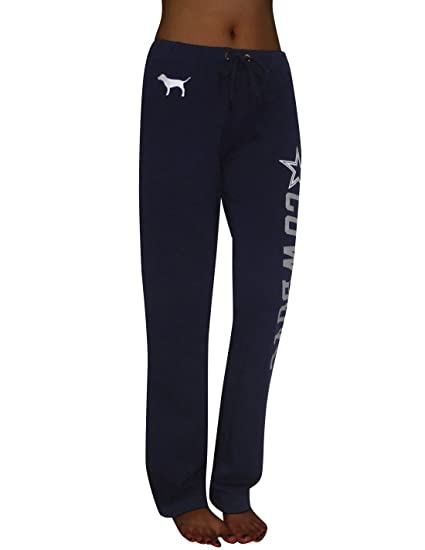 Pink Victoria s Secret Womens NFL Dallas Cowboys Pajama Pants (xs ... b4595d5c9