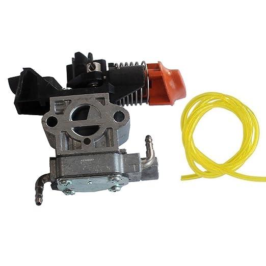 Aisen carburador Carb combustible línea para ZAMA rc2-s243 a RC2 ...