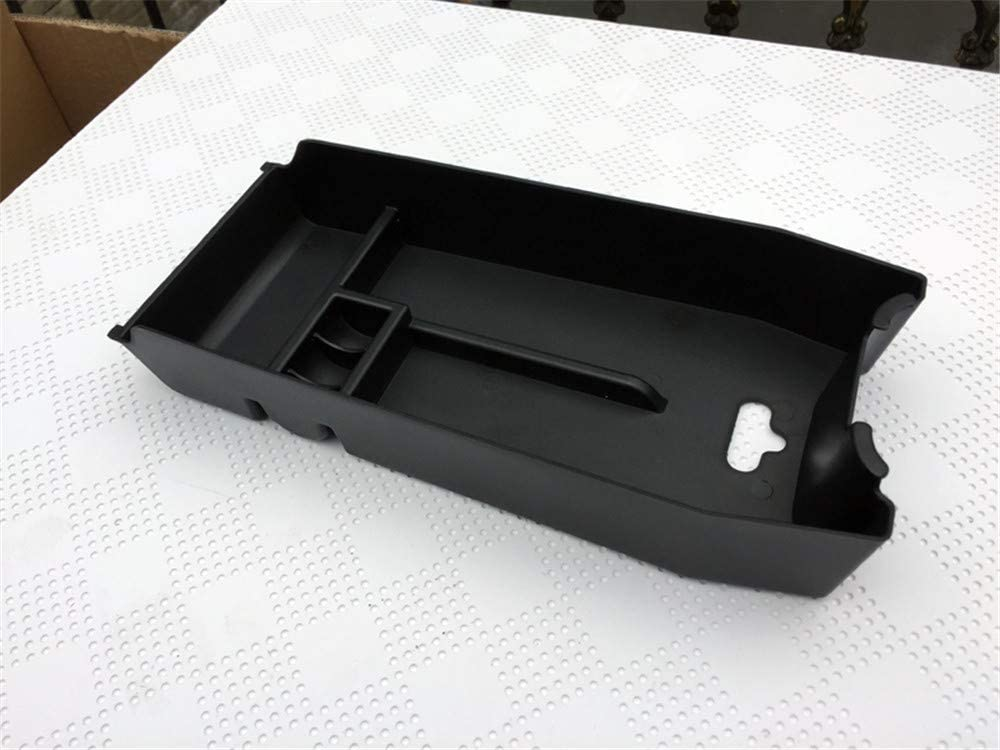 YUZHONGTIAN For Mercedes-Benz E-Class 2dr Coupe C207 2010-2017 Car Center Console Amrest Glove Box Organizer Container Tray