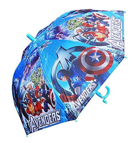 Avengers umbrella for superhero crazy children